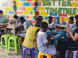 Ghana Volunteer