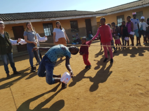 South Africa Volunteer